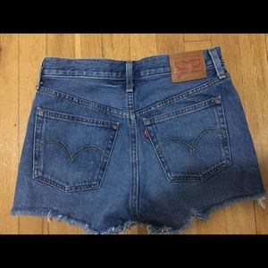 Levi's Denim Shorts size 26